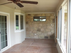 5706 Lands End-Room Addition